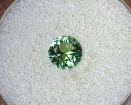 1,62ct Blueish mint green Tourmaline - Master cut!