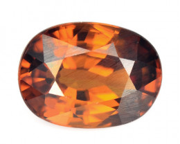 *No Reserve* Brown Zircon 3.94 Cts Natural Loose Gemstone