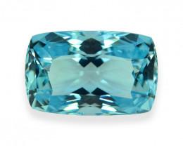 25.61 Cts Stunning Lustrous Natural Aquamarine