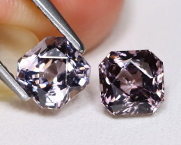 Purple Spinel 2.01Ct VVS Master Cut Natural Burmese Purple Spinel ET136