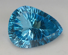 Blue Swiss Topaz 51 Ct Natural Gemstone