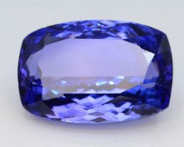 Collector Piece 15.30 Ct Natural AAA Grade Tanzanite