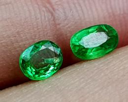 0.98Crt Rare Tsavorite Garnet  Natural Gemstones JI118