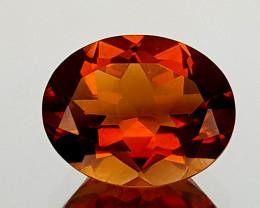 2.15Crt Madeira Citrine  Natural Gemstones JI118