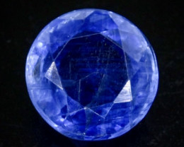 1.55 Crt Natural  Kyanite Faceted Gemstone.( AB 71)