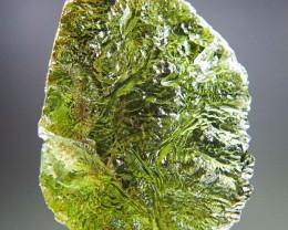 Glossy Genuine Moldavite quality A+/++