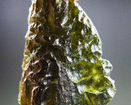 Authentic Moldavite quality A+ CERTIFIED
