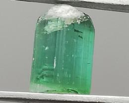 Tourmaline, 1.83ct, uncut pretty great coloured stone!!