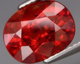 5.34 ct. 100% Natural Earth Mined Orange Spessartite Garnet Africa