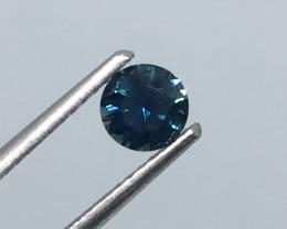 .44 Carat VVS Blue Sapphire Master Cut to Perfection Sri Lanka  !