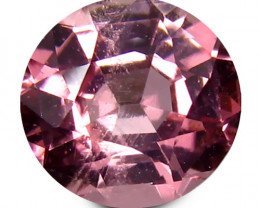 NO RESERVE  1.86 Ct Tourmaline Pink Italian vintage cut BGC1086