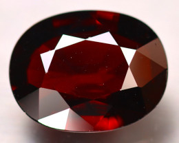 Almandine 8.12Ct Natural Vivid Blood Red Almandine Garnet E1906/B26