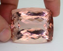 156.40 ct Untreated Top Grade Morganite