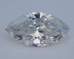 Top Color 1 ct Round Brilliant Cut Whie Diamond