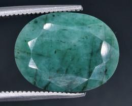 7.37 Crt  Emerald Faceted Gemstone (Rk-46)