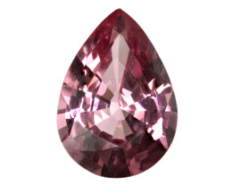 2.53cts Natural Pink Tourmaline Pear Shape