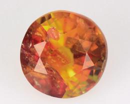 Tourmaline 0.97 Cts GIT Certified Natural Orange Color