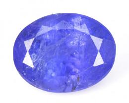 *No Reserve* Tanzanite 1.94 Cts Amazing rare Violet Blue Color Natural Gems