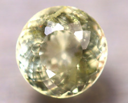 Heliodor 4.06Ct Natural Yellow Beryl D2014/A56