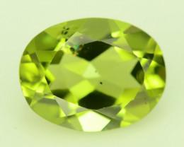 Exquisit Color 1.80 ct  Peridot ~ Burma  ~ K