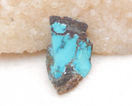 35cts Raw natural turquoise, healing gemstone ,turquoise specimen H1351