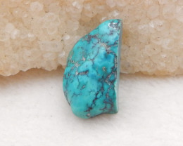 13cts Raw natural turquoise, healing gemstone ,turquoise specimen H1349