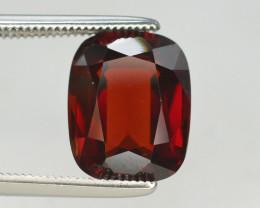 Garnet Red 5.55 Carat Garnet Rhodolite Garnet
