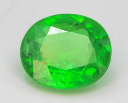 Tsavorite Garnet 0.50 Ct Natural Forest Green Tsavorite ~ Tanzania