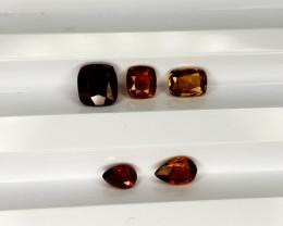3.15Crt Rare Bastnasite Color Change lot Natural Gemstones JI119