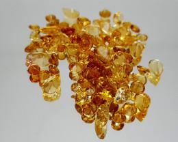 16Crt Madeira Citrine lot Natural Gemstones JI119