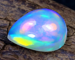 Rainbow Moonstone 2.43Ct Natural Flash Color Rainbow Moonstone A2401