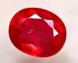 Ruby 3.90Ct Madagascar Blood Red Ruby E2116/A20