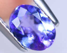 1.13cts Natural D Block Tanzanite Stone / KL588
