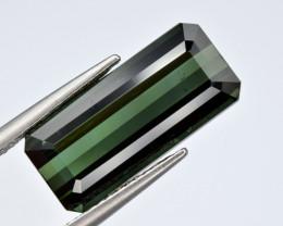 Natural Green Tourmaline 8.68 Cts Good Quality Gemstone