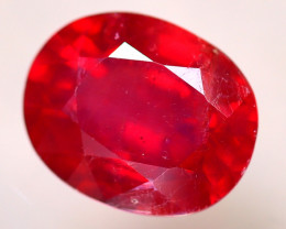 Ruby 3.84Ct Madagascar Blood Red Ruby D0312/A20