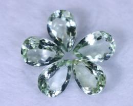 53.94cts Natural Green Amethyst Lots / MA1031