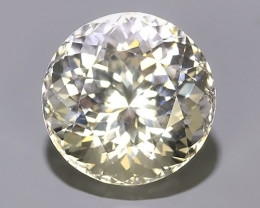9.00 CTS RARE GEMSTONE COLLECTION NATURAL WHITE DANBURITE ROUND EXCELLENT!!