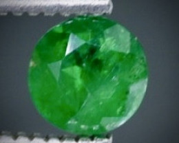 0.55 Crt Tsavorite Faceted Gemstone (Rk-48)