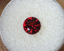 2,50ct Oxblood Citrine - Master cut!