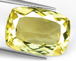 Yellow Andesine 8.26 Cts Amazing Rare Natural