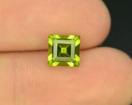 Exquisit Color 1.75 ct Peridot ~ Burma ~ K