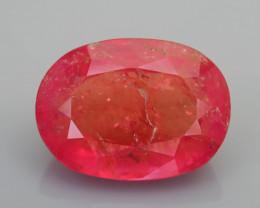 Beryl Pezzottaite 7.98  ct aka Raspberyl Supreme Rare SKU.5