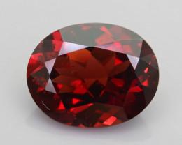 AAA Grade 3.86 ct Red Rhodolite Garnet SKU-45