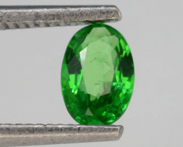 Tsavorite Garnet 0.30 Ct Natural Forest Green Tsavorite ~ Tanzania