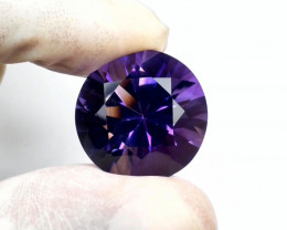 Amethyst, 31.60 Cts Natural Top Color & Cut Amethyst Gemstones