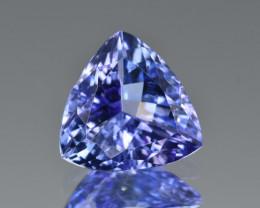 Natural Tanzanite 3.37 Cts Top Grade  Faceted Gemstone