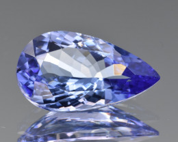 Natural Tanzanite 8.84 Cts Top Grade  Faceted Gemstone