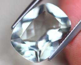 5.84ct Natural Prasiolite Octagon Cut Lot V8671