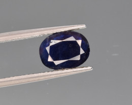 Natural Blue Sapphire 2.09 Cts Gemstone from Afghanistan