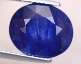 7.78Ct Ceylon Blue Sapphire Oval Cut Lot LZ7609